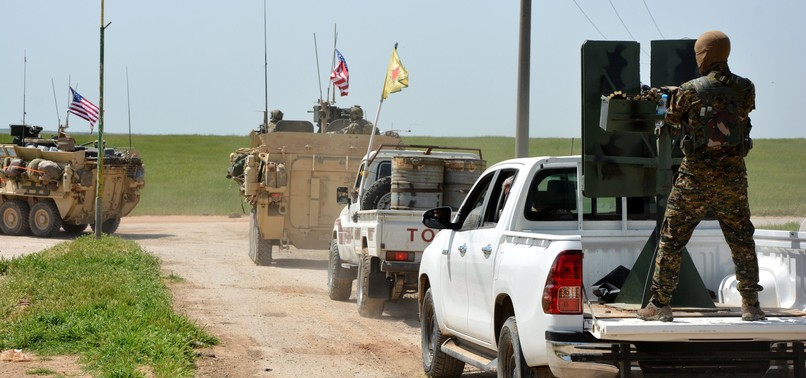 US HAS SET UP ABOUT 20 MILITARY BASES ON YPG-CONTROLLED TERRITORY IN SYRIA, RUSSIA SAYS