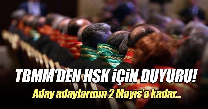 HSK'ya üyelik başvuruları başlıyor
