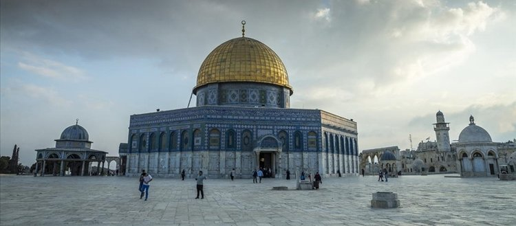 İsrail'in Kudüs'teki ihlallerine tepki