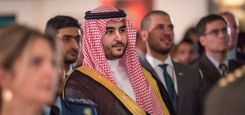 SAUDI ARABIA ACCUSES IRAN OF ORDERING DRONE ATTACK ON OIL PIPELINE