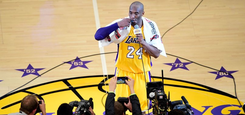 REACTIONS TO THE DEATH OF RETIRED NBA SUPERSTAR KOBE BRYANT