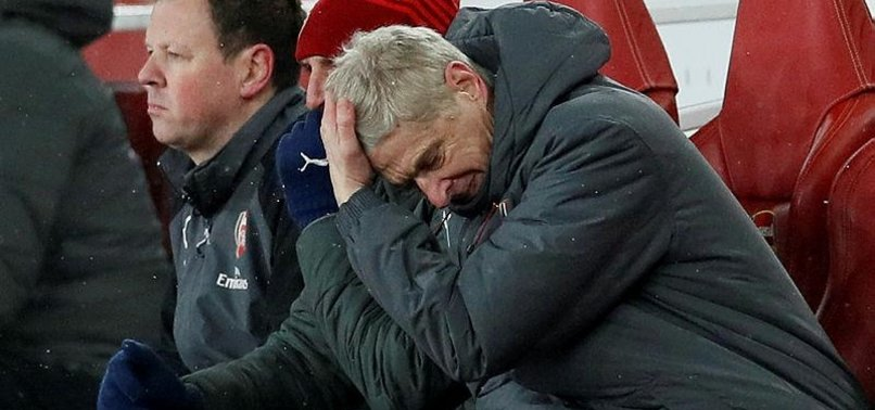 ARSENAL IN WORSE POSITION THAN LAST YEAR, SAYS WENGER