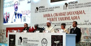 Muslim leaders condemn associating Islam with terrorism