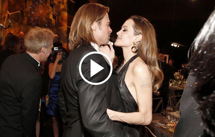 Angelina Jolie ve Brad Pitt'in hafızalardan silinmeyecek anlarına göz atmak ister misiniz?