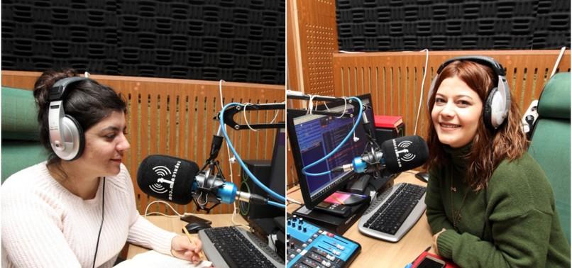 RADIO CHANNEL STARTS BILINGUAL BROADCASTS IN TURKISH, KURDISH IN HAKKARI'S ÇUKURCA DISTRICT