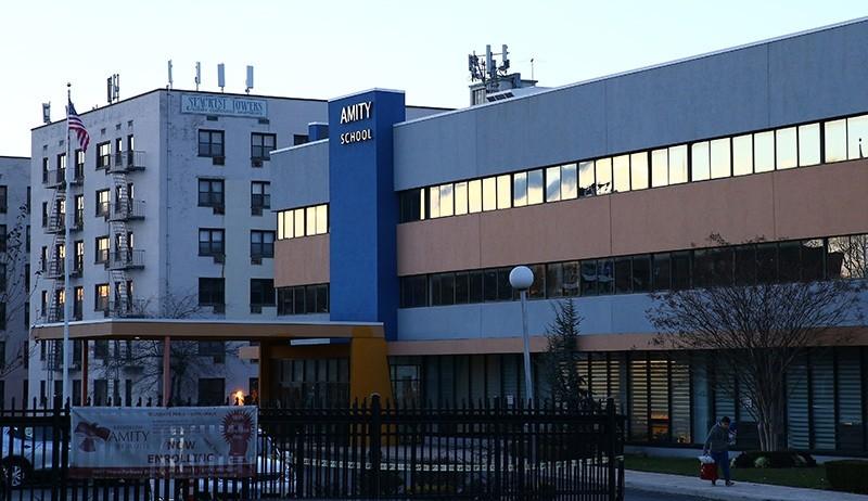 FETu00d6's private Amity School, Brooklyn, New York (AA Photo)
