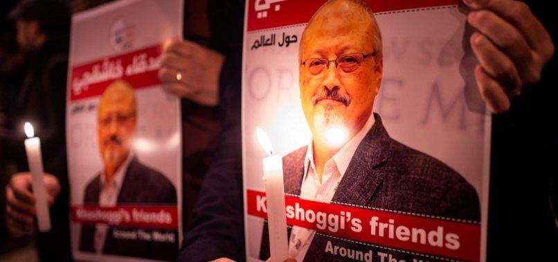 UK WAS AWARE OF SAUDI PLOT AGAINST KHASHOGGI: REPORT