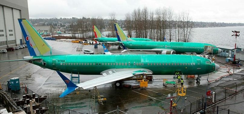 MORE COUNTRIES BAR BOEING 737 MAX FROM FLYING