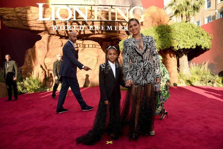 Lion King Galası'na Beyonce Damgası