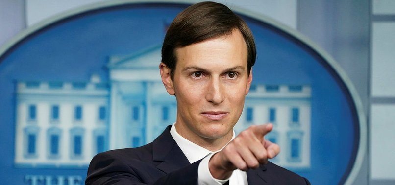 WHITE HOUSES KUSHNER CONFIRMS HE MET WITH ENTERTAINER KANYE WEST