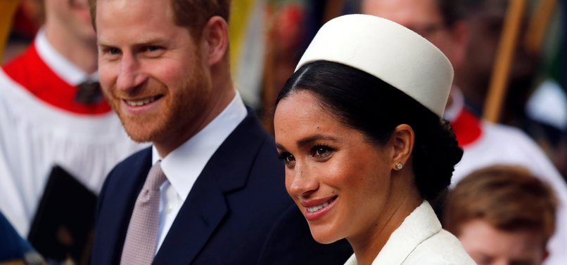 PRINCE HARRY, MEGHAN TO GIVE UP ROYAL HIGHNESS TITLES