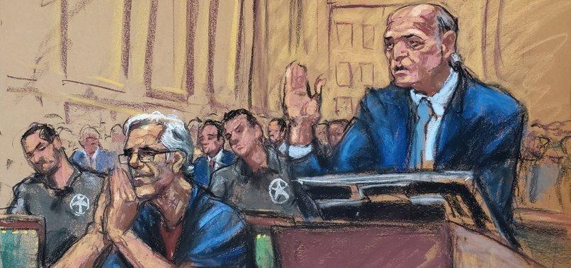 AMERICAN FINANCIER JEFFREY EPSTEIN DENIED BAIL IN SEX TRAFFICKING CASE