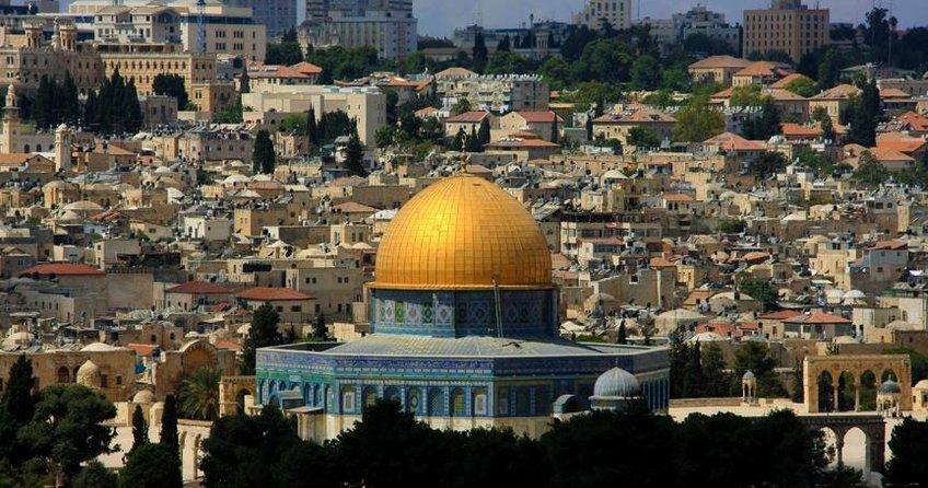 Kudüs Arap Mirası Daimi Başkenti oldu