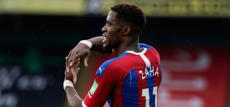 ZAHA WANTS TO LEAVE CRYSTAL PALACE, MANAGER HODGSON SAYS
