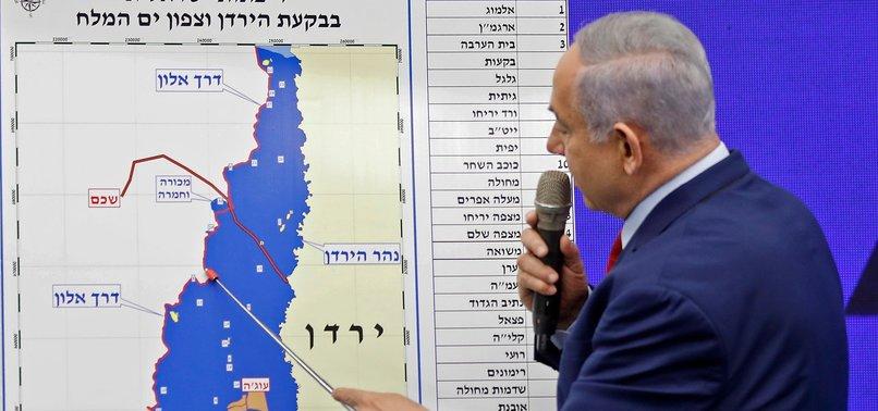 PAKISTAN REJECTS ISRAELS NEW ANNEX PLAN