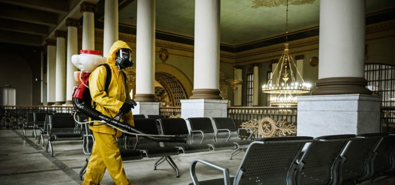 MOSCOW CORONAVIRUS CASES RISE AGAIN: OFFICIALS