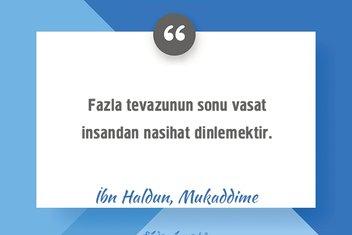 İbn Haldun'un Mukaddimesi'nden 20 alıntı