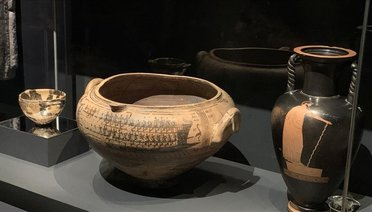 Türkiyeden Çalınan Eserlerle Londrada Troya Sergisi