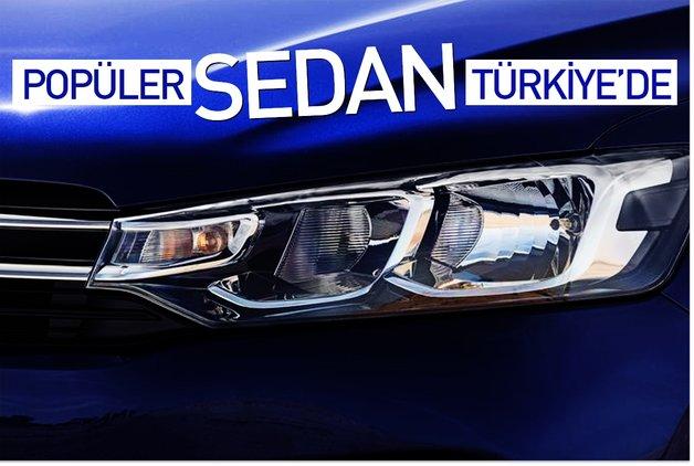 Popüler sedan Türkiye'de