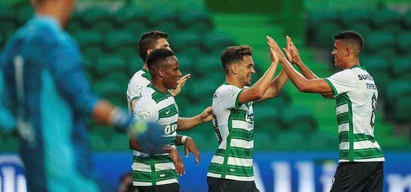 Sporting Lisbon win ninth Portuguese Super Cup