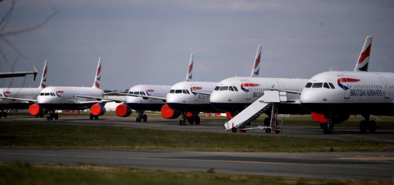BRITISH AIRWAYS TO AXE 12,000 JOBS AMID PANDEMIC