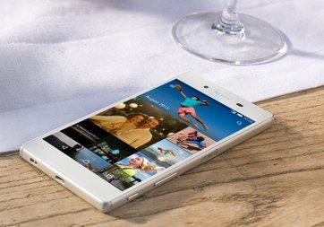 Sony Xperia Z5 serisi için yeni bir güncelleme çıktı