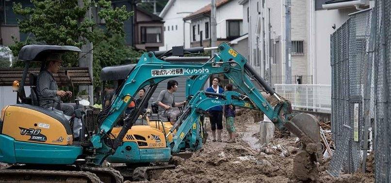 JAPAN FLOOD DEATH TOLL CLIMBS ABOVE 200, LOCAL MEDIA SAY