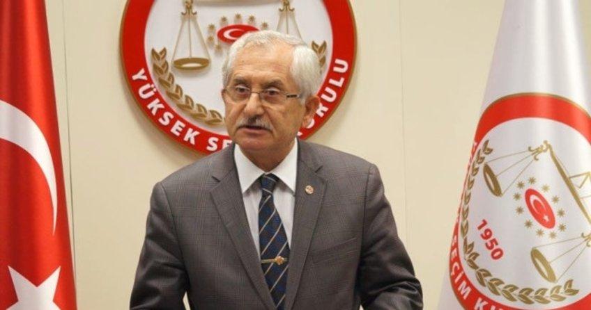 YSK Başkanı Sadi Güven: İtirazları Bugün Değerlendireceğiz