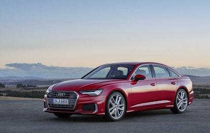 İşte 2019 Audi A6