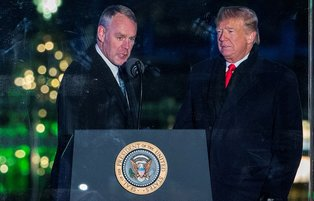 Trump's revolving door: Zinke is latest senior White House departure