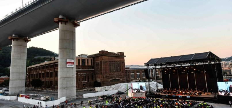 ITALY: 2 YEARS AFTER TRAGEDY, GENOA HAS NEW BRIDGE