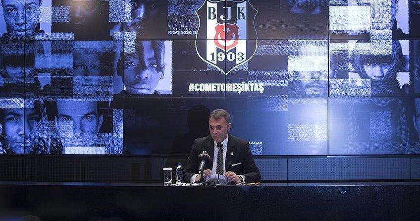 Beşiktaş dünyaya açılıyor