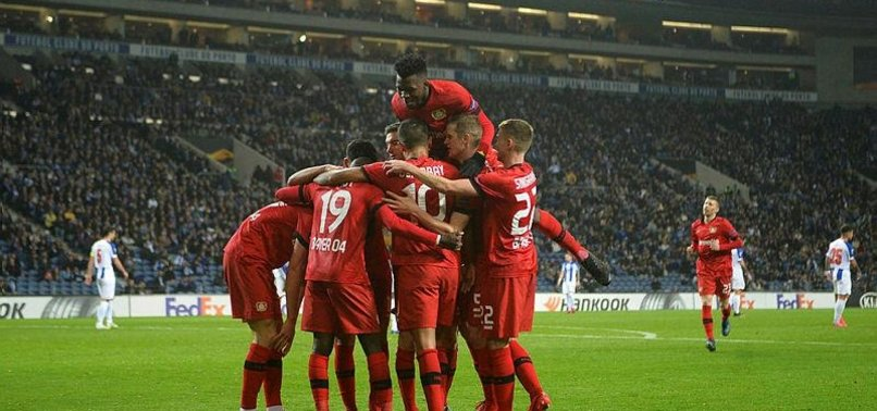 BAYER LEVERKUSEN, ROMA AND WOLVES REACH EUROPA LEAGUE LAST 16