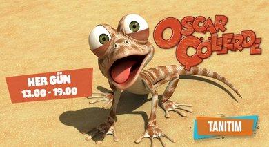 Oscar Çöllerde | Ağustos Tanıtım