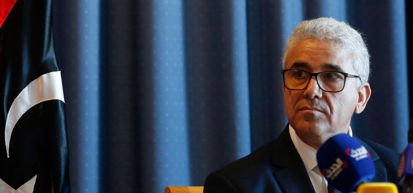 NEW LIBYAN ADMINISTRATION CONDEMNS ATTACK ON MINISTER