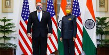 Pompeo says U.S., India must focus on threat posed by China