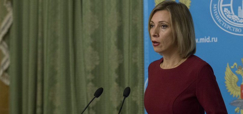RUSSIAN SAYS ITS TROOPS IN VENEZUELA FOR AS LONG AS NEEDED