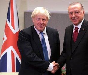 Erdoğan welcomes UK's efforts on Cyprus issue