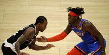 Clippers' stars carry load in win over Thunder