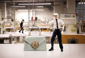 Dolce & Gabbana'nın Sanal Butiklerinin Kapılarını Açıyor
