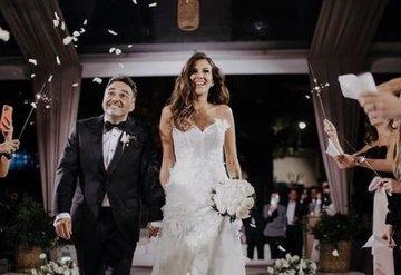 Melodi Elbirliler ve Arda Türkmen evlendi