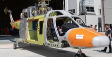T625 Multirole Helicopter prototype passes ground tests