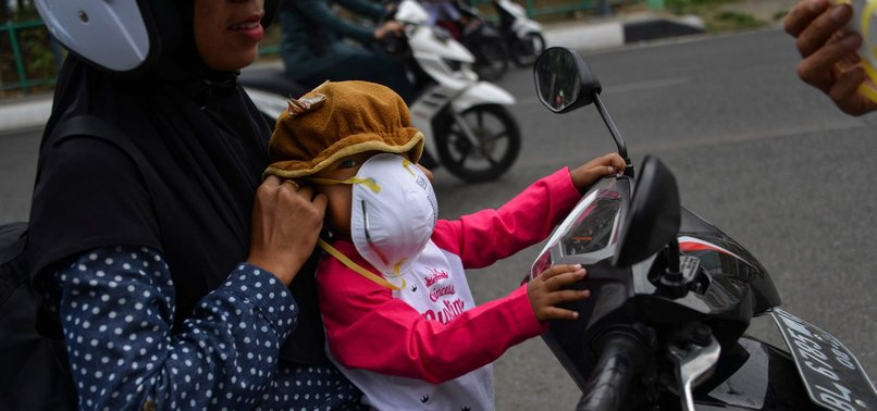 INDONESIA HAZE RISKS LIVES OF 10M CHILDREN: UN