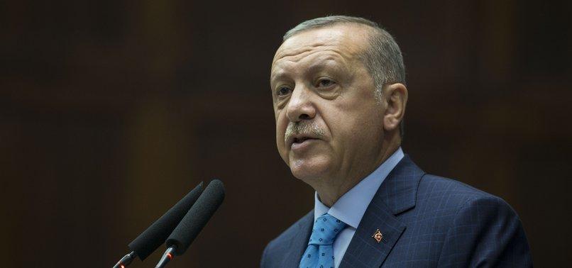 ERDOĞAN SAYS UNITED STATES HAS NOT FULLY KEPT PROMISES ON SYRIA