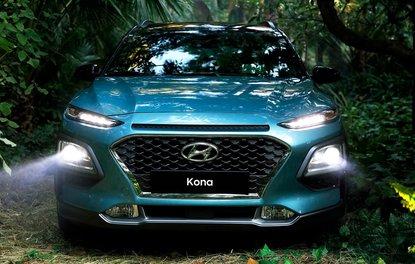 Hyundaiden yepyeni SUV: Kona