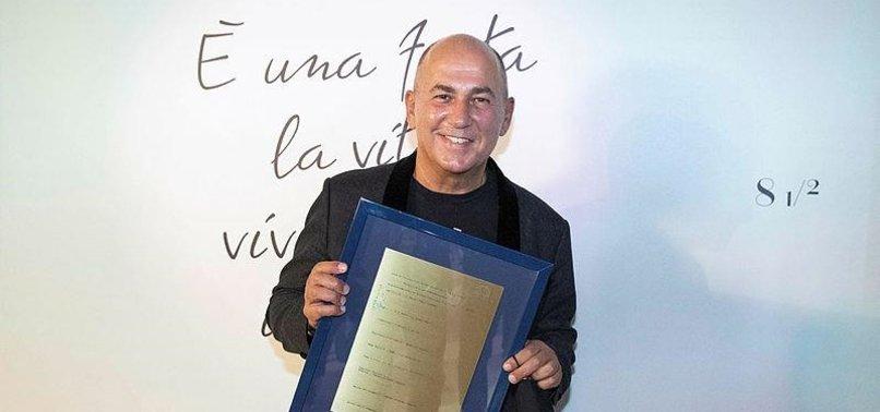 TURKISH DIRECTOR ÖZPETEK RECEIVES SPECIAL SIAE AWARD AT VENICE FILM FESTIVAL