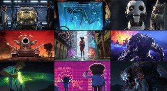 Yetişkin animasyonu: Love, Death + Robots