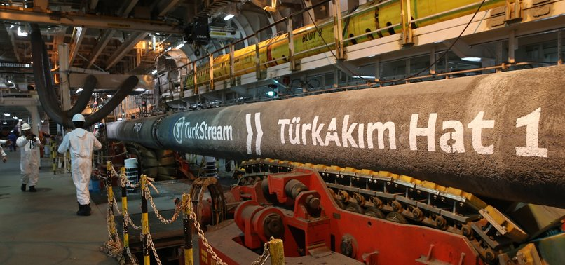 ENERGY MINISTER: TURKSTREAM PROJECT TO BE COMPLETED BY YEAR-END