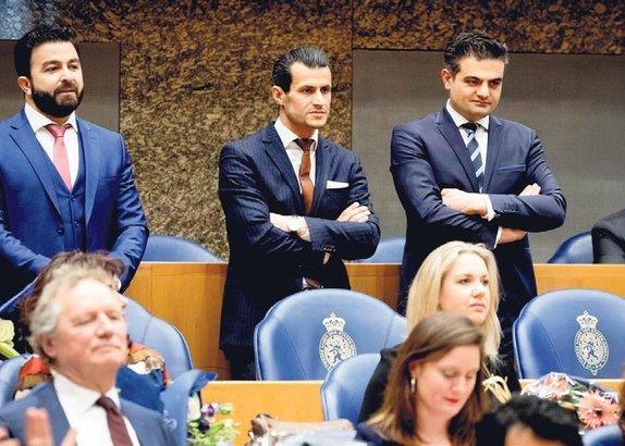 Hollanda'da Türk partisine resmen ikinci sınıf muamele