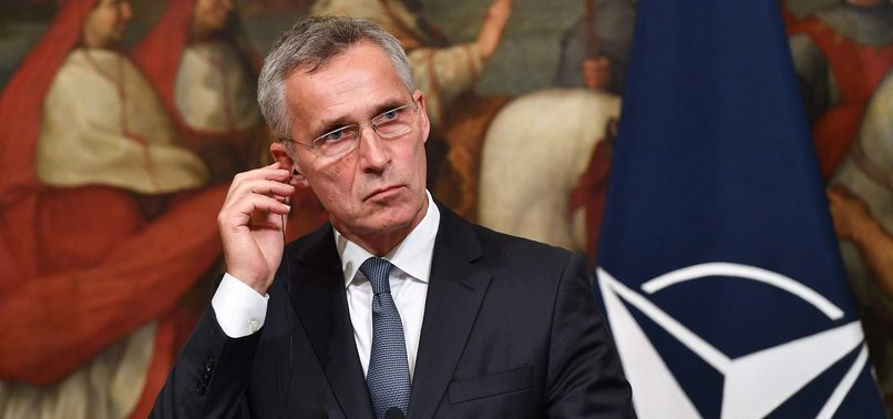 TURKEY HAS SAID ITS ACTIONS IN SYRIA WILL BE MEASURED: NATO CHIEF STOLTENBERG